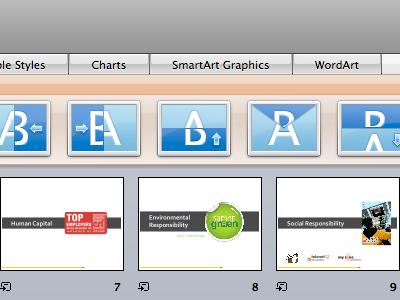 Microsoft PowerPoint fun by Veerle Pieters | Dribbble | Dribbble
