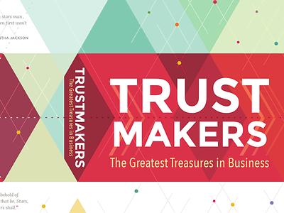 Trustmakers lora montserrat avenir geometric bookcover