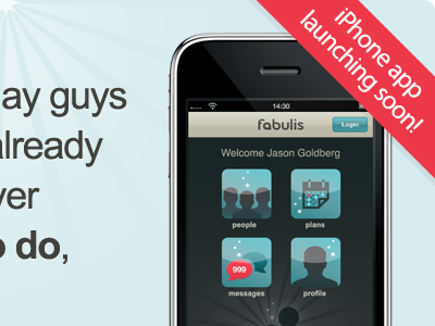 Almost there now… iphone icons gui fab