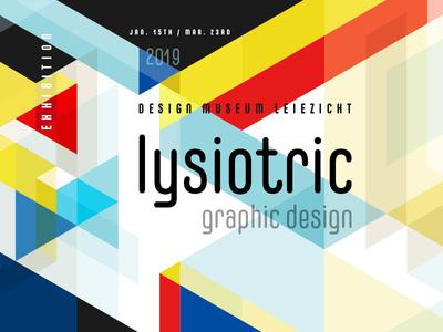 Adobe Hidden Treasures carlmarx bauhaus geometrical shapes poster adobe hidden treasures