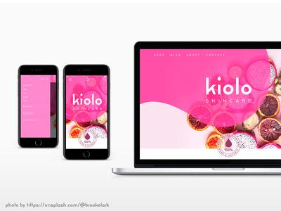 kiolo skincare