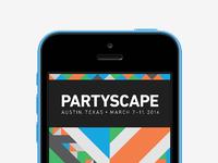 Partyscape splash