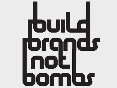 Build Brands Not Bombs Logo