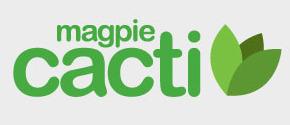 Magpie Cacti Logo