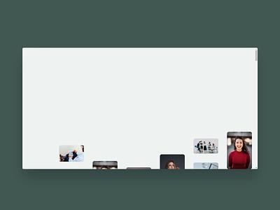 Webflow Build | Landing design & interactions by Vilius Vaicius buildbites interaction animation layout webflow