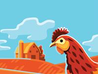 Buckley Pet: Chicken