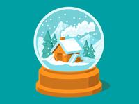 Google Play Music - Snow Globe