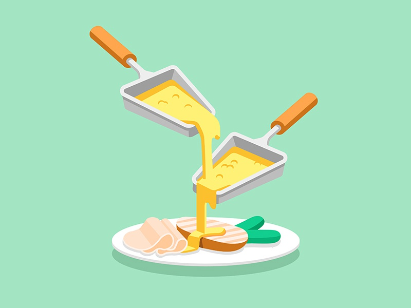 Google Play Music - Raclette Party