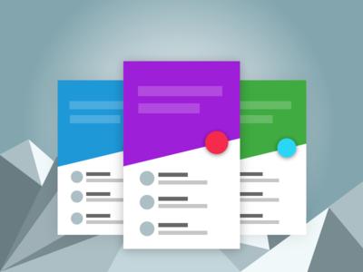 App Blog Header