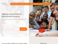 Integrity Action Homepage