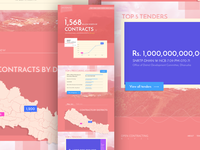 Open Contracting Nepal homepage