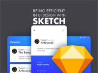 Being Efficient in UI Design with Sketch