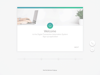 Sign up UX dribbble successful interaction micro ui ux welcome social media green sign up