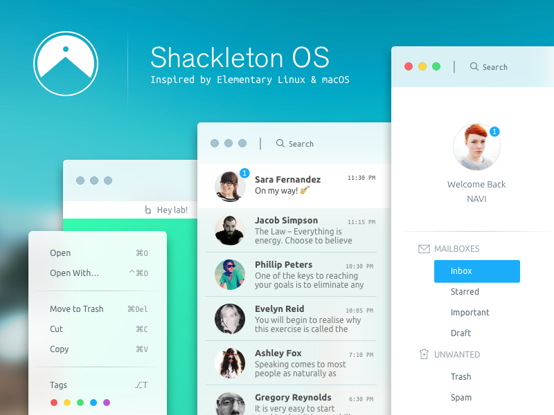 Shackleton OS