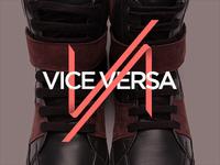 Vice Versa - logo experiment #1
