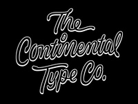 Continental Tee!