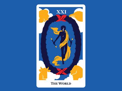 21 The World
