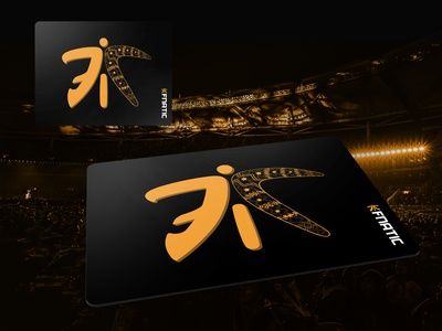Boomerang Mousepad - Fnatic