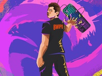 Fnatic League of Legends Player - Bwipo