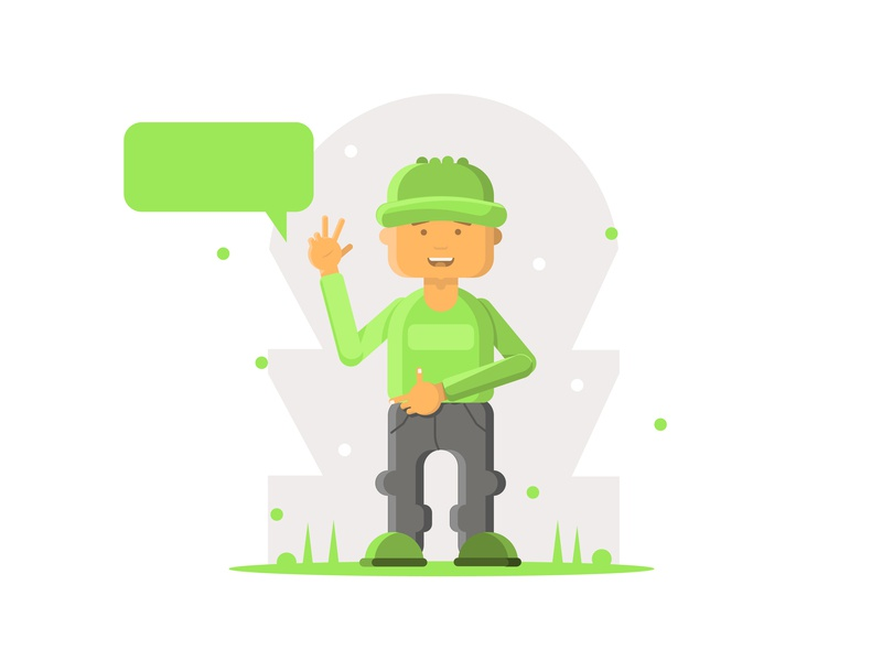 """ME"" illustration design vector design flat character character concept flat dribbble sane2 sanetwo mongolia vector sticker illustrator playoff me davtamj character illustration"