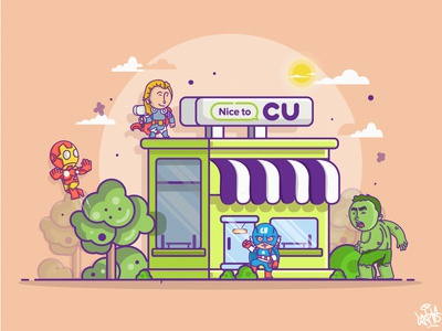 Avengers CU