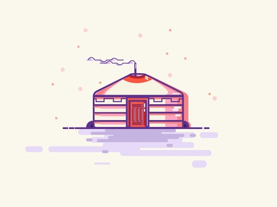 "Mongolian House ""GER"""