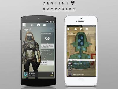 Destiny Mobile Companion