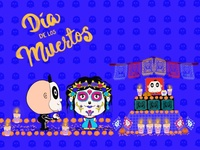 La Catrina - Day of the Dead