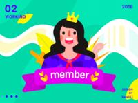 Member Girl