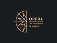 Podlasie Opera and Philharmonic Logo