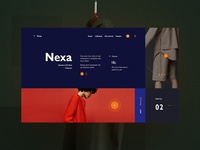 Nexa Fashion web Exploration