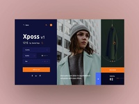 Xposs v1- free ui kit