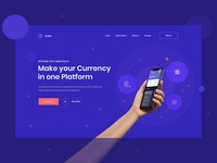 Currency Wallet Web Exploration