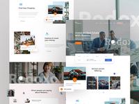 Redoxo v2 (Real Estate) Web Exploration