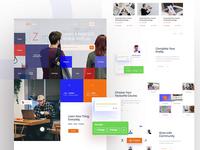 E-Learning web exploration