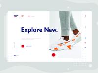 Minimal E-commerce shop Exploration v5