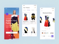 Patchwork E-Commerce App Exploration #V1