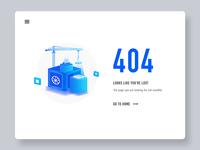 Error-blockchain 404 page