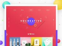 VOC Creative - Portfolio