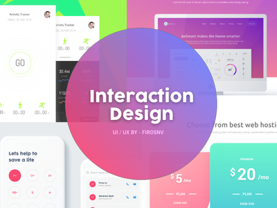20+ Interaction Design Shots Made with Adobe XD CC ios android projects layout web ux ui deisgn interaction