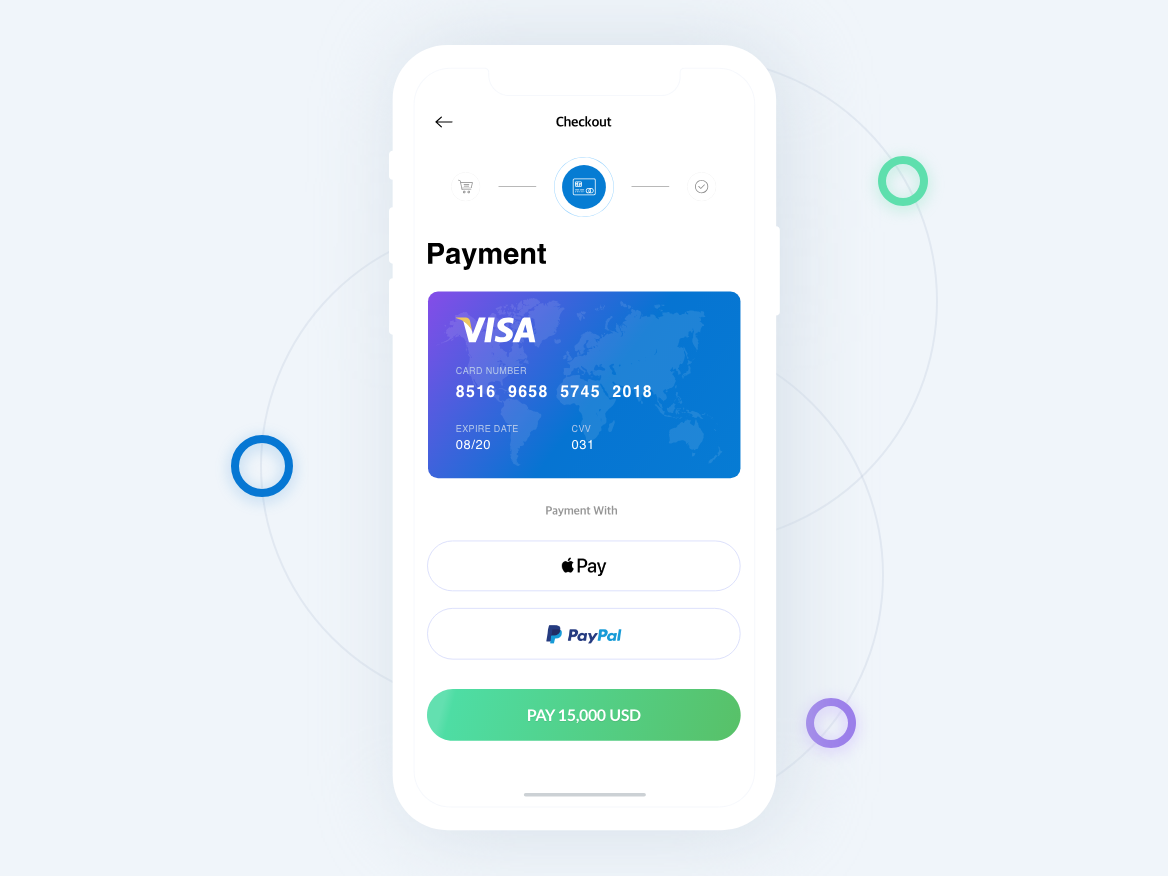 Checkout behance minimalism paypal payment pay applepay minimal design apps dribbble interface app ios ux ui