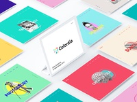 Colordia - Color Schemes in Web Design 2019