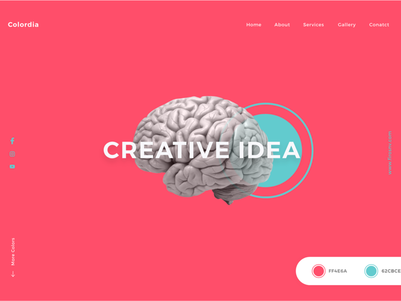 Color Schemes in Web Design 2019 typography behance colors design minimal interface dribbble uidesign apps screen colorcode color web ui  ux design ui apps design apps