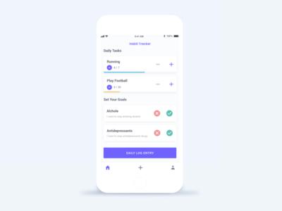 Habit Tracker - Minimal