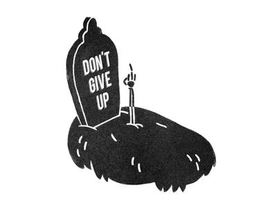 stay posi grave headstone tombstone halloween skeleton