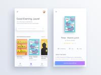 Books App Concept #01
