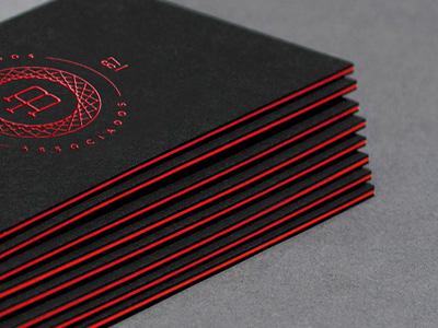 Benício Lawyers business cards