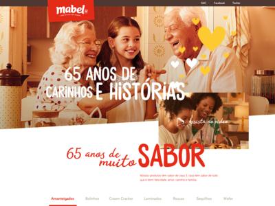 Mabel website