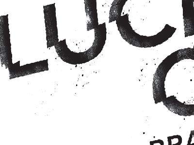 Lucky Chops type texture design