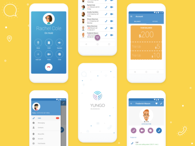 YunGO application for Android